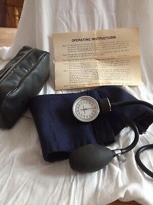 Vintage Blood Pressure Monitor