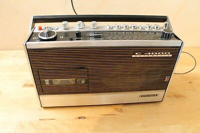 grundig radio kassettenrecorder automatic c 9000 eur 85. Black Bedroom Furniture Sets. Home Design Ideas