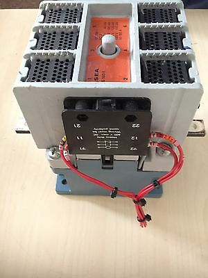 ASEA EG160-1 Contactor In Excellent Used Condition ASEA EG 160-1