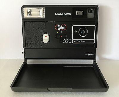 Retro, Working Hanimex 320 Disc Film Camera - Very Good Condition