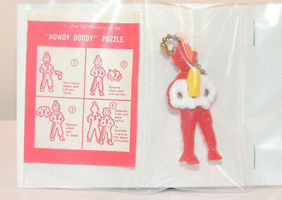 NBC Howdy Doody Puzzle Key chain over 2 inches tall (12910)