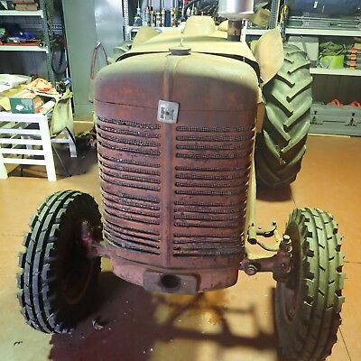 Mccormick International Aos6 Tractor