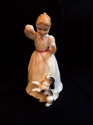 Royal Doulton Collectors piece, titled 'Reward' (HN3391) by the ever popular
