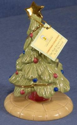Royal Doulton Winnie The Pooh Christmas Collection - Perfect Tree