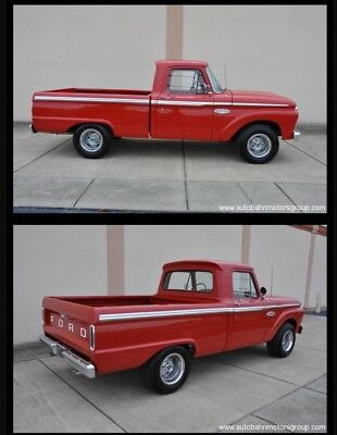 1966 Ford Other Pickups  1966 Ford F100