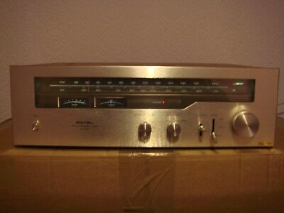 vintage rotel rt 624 stereo am/fm tuner good working order