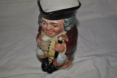 Royal Doulton Jolly Toby 1932 Back Stamped - Mint Condition