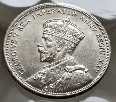 1935 Canada Silver Dollar Coin - Sealed in Acid-Free Package - 80% Silver Coin