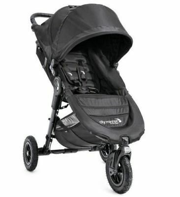 ❤️  NEW!!! $340 Baby Jogger City Mini GT; Black/Black (In original box/unused)