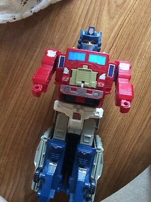 G1 Transformers Powermaster Optimus Prime