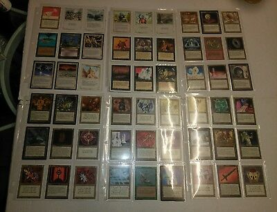 magic the gathering collection card lot 54
