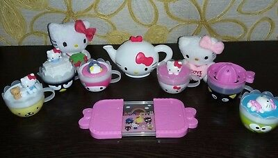 2017 McDONALD'S  HELLO KITTY SANRIO HAPPY MEAL TOYS Choose your NEW & SEALED