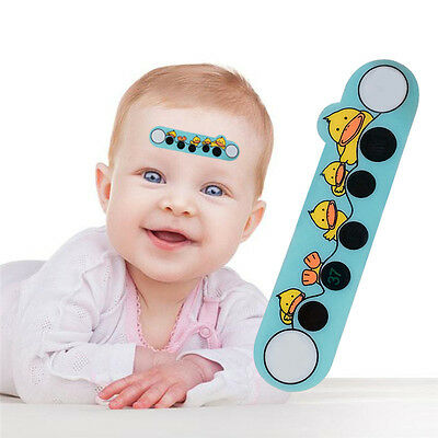 Children LCD Cartoon Forehead Thermometer High-Precision Body Temperature