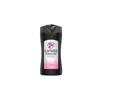 Lynx Attract For Her Refreshing Shower Gel Body Wash 250Ml