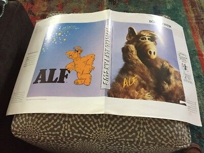 Vintage Alf Book Cover