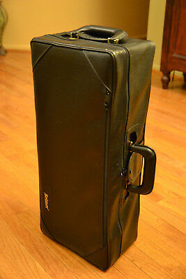 Factory Oem Selmer Alto Saxophone Case With Cover - Great Condition, Very Clean