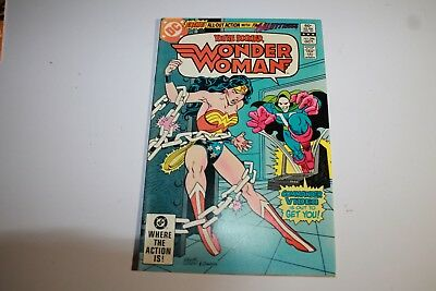Dc  Wonder Woman #296 Oct    1982