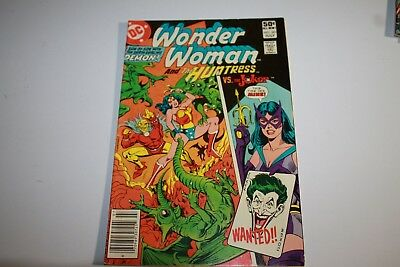 Dc  Wonder Woman #281 July  1981
