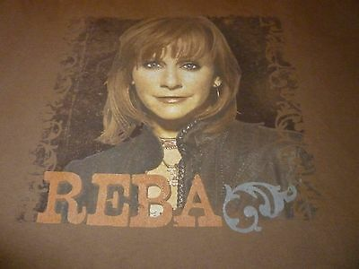 Reba McEntire Tour Shirt ( Used Size XL ) Good Condition!!!