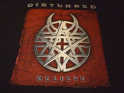 Disturbed Shirt ( Used Size XL )  Nice Condition!!!