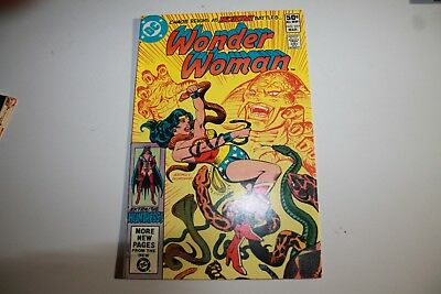 Dc  Wonder Woman #277 Mar 1981