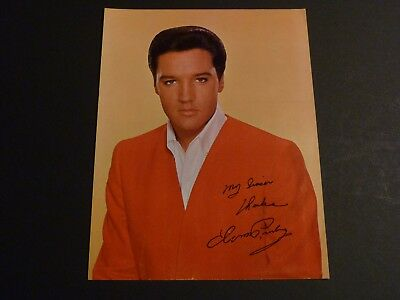 Elvis Presley Someone's Personal Memorabilia Collection Can be Yours Please L@@K