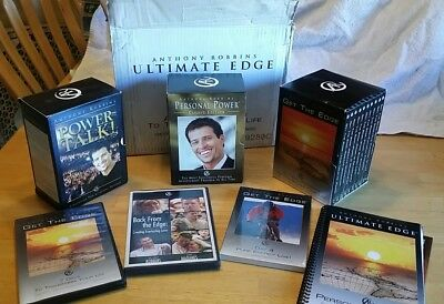 **A1**Anthony Robbins UltimateEdge A 7 Day Program To Transform Your Life