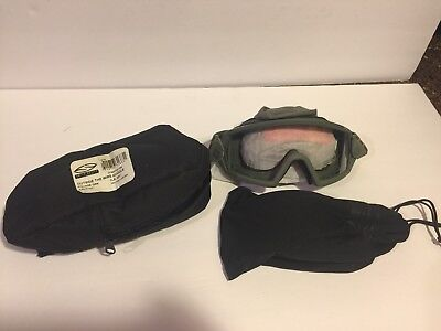 New Smith Optics Outside the Wire Goggles Field Kit, Foliage Green