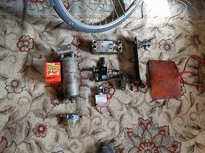 WVO Waste Oil Conversion Parts LOT
