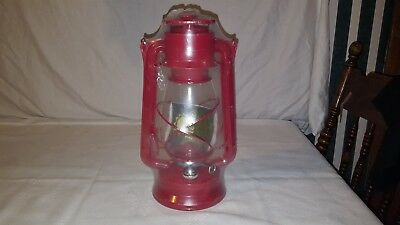 Vintage Meva No. 865 Kerosene Lamp Lantern Made Czechoslovakia NIP never used