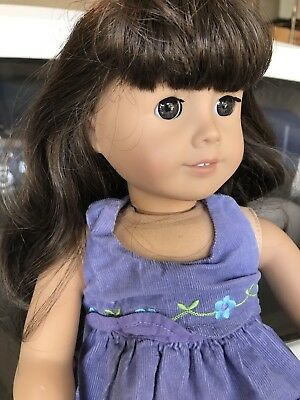American Girl Samantha Doll -Super Clean-very Sweet -Nr