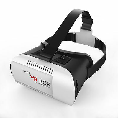Google Cardboard 3.0 VR BOX Virtual Reality 3D Glasses For iPhone Android HTC LG