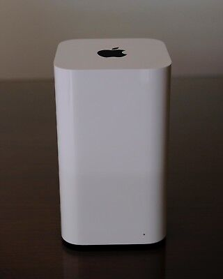 Apple AirPort Time Capsule 3 TB External Hard Drive -ME182LL/A HDD (Hard Disk...
