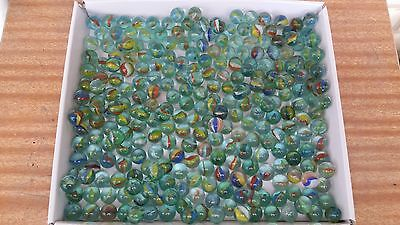 Bulk lot of 270 + Old Glass Marbles (lot 2)