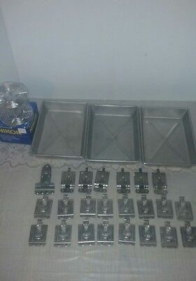 Vintage Camera Accessories: Trays, Clips ++++
