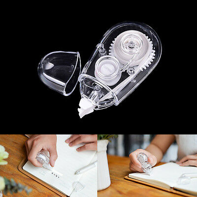 Hot Roller Correction Tape Decorative White Out School Office Supply StationeryC