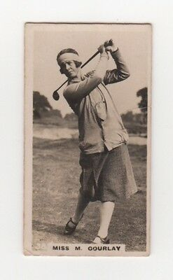 Who's who in Sport 1926 Golf B