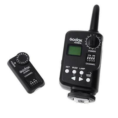 Godox FT-16S Wireless Remote Control Flash Trigger & Receiver Set