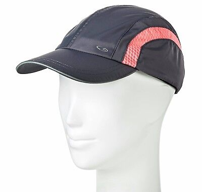 Wholesale Lot of 93 Womens Running Baseball Hat C9 Champion Gray and Coral/ Pink