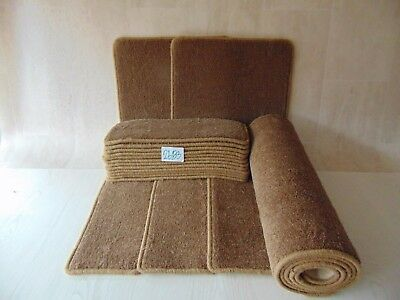 Carpet Stair pads 50 cm x 20 cm 15 off and Runner and Big Mats 2653