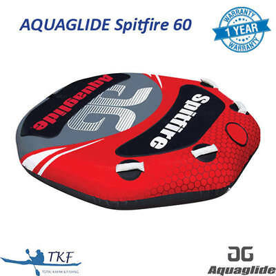 Aquaglide Spitfire 60 - 2 Person Inflatable Towable