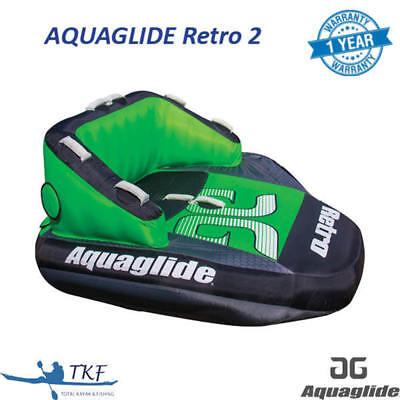 Aquaglide Retro 2 - 2 Person Inflatable Towable