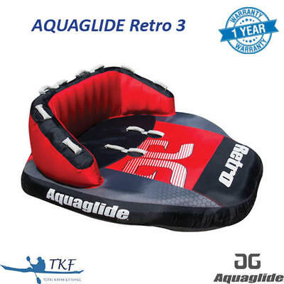 Aquaglide Retro 3 - 3 Person Inflatable Towable