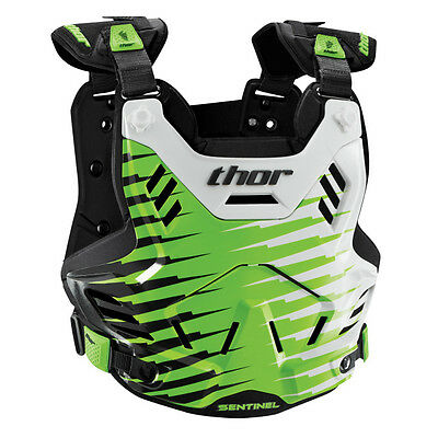 NEW THOR RACING SENTINEL XP Adult Body Armour RIFT Chest Protector MX SX