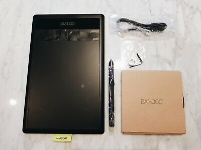 Wacom Bamboo Pen & Touch Tablet CTH-470