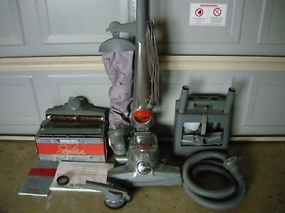Sentria Kirby Vacuum Cleaner,Caddy,Attachments,Floor buffer,Zip Brush,