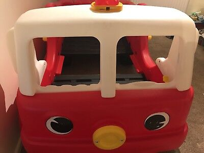 Step 2 Fire Engine Cot Bed