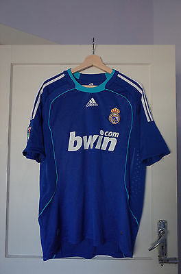 Adidas Bwin Ruud van Nistelrooy Soccer Jersey Size M