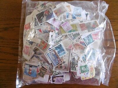 Gros Lot De 5000 Timbres Du Monde Tous Differents Obliteres Bf Etb Fdc