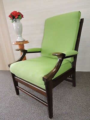 Vintage Antique Bedroom Reading Chair